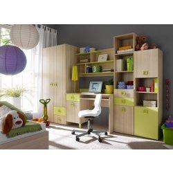 768d513754a3 Detská izba SUNNY zostava zelená alternatívy - Heureka.sk