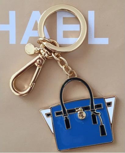 Prívesok na kľúče Prívesok na kľúče Michael Kors Hamilton ... 77d431bcea4