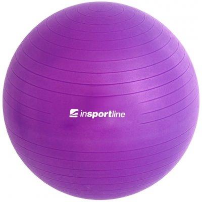 Gymnastická lopta inSPORTline Top Ball 75 cm fialová