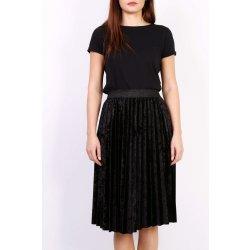 005ee3ae7def Plisovaná stredne dlhá sukňa čierna alternatívy - Heureka.sk