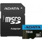 ADATA microSDHC 16GB UHS-I U1 AUSDH16GUICL10