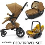 Concord Travel Set Neo Air + Sleeper Sweet Curry 2016