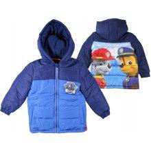 E plus M Chlapčenská zimná bunda Paw Patrol - modrá