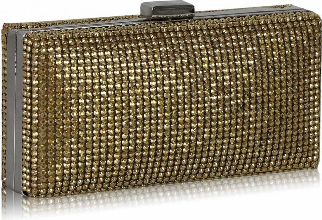 Clutch kabelka čierna zlatá alternatívy - Heureka.sk d20c89b57f1