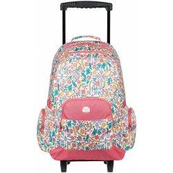 Roxy tašky Aktovky na kolieskach FREE SPIRIT Ružová alternatívy ... 999289d817