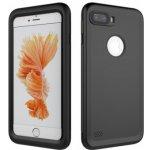 Púzdro 3M vodotesné na potápanie do hĺbky 3 m iPhone 8 Plus/7 Plus – čierne