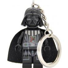 Prívesok na kľúče Svietiaca figúrka LEGO Star Wars Darth Vader baterka