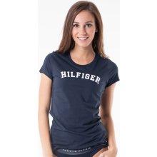 Tommy Hilfiger Dámske tričko s krátkym rukávom Cotton Iconic Logo SS Tee  Print UW0UW00091-416 ae703df882d