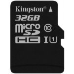 Kingston microSDHC 32GB UHS-I U1 SDC10G2/32GBSP