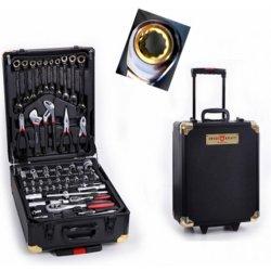 9020243189d03 KRAFTHOFF Sada náradia v kufríku 186 dielov - profesional 186 dielov black  1138