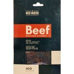 Meat Makers Beef Jerky Mustard & Honey (horčica a med) 40g