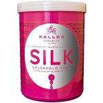 Kallos Silky Hair Mask Maska na vlasy 1000 ml