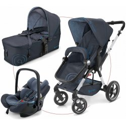 Concord Camino Mobility set Air.Safe+Scout Deep Water Blue 2017