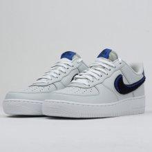 Nike Air Force 1  07 LV8 pure platinum   blackaned blue a1400692659