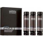 L'Oréal Homme Cover 5 Hair Color 5 Light Brown svetlo hnedá 3 x 50 ml