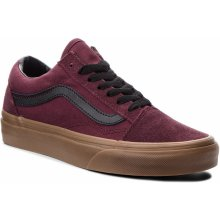 f6659c95db94 Vans Old Skool (Gum Outsole) Catawba Gra