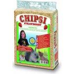 JRS Chipsi lisované hobliny jahoda 60 l/3,4 kg
