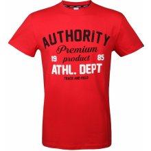 Authority ARMEO red Červená