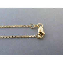 f399665ed MARM Design Zlatá retiazka ručný vzor DR49265Z