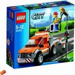 LEGO City 60054 Opravářská vůz s plošinou