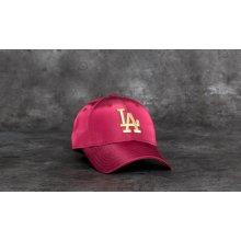 537aa0c66422c New Era 9Forty Women Sport Los Angeles Dodgers Cap Maroon/ Gold