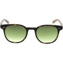 Wood Fellas Sunglasses Schwabing havanna/green