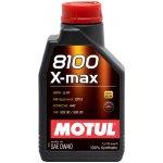 Motul 8100 X-MAX 0W-40 1 l
