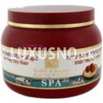 HB Deat sea kozmetika z mrtvého mora vlasová maska s bambuckým maslom 250 ml 5103b35770b