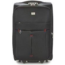 David Jones cestovné kufre JAVESKA 49L čierna