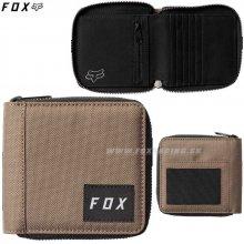 1b1c4107a5 Fox peňaženka Machinist bark