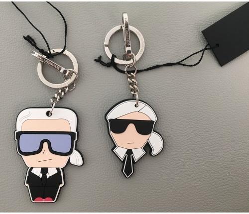 Prívesok na kľúče Prívesok na kľúče Karl Lagerfeld prívesky ... a2120f424bb