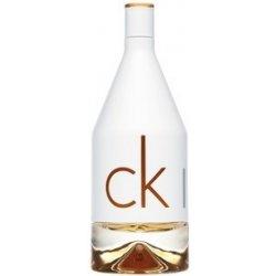 78fe221405 Calvin Klein IN2U toaletná voda dámska 150 ml od 19