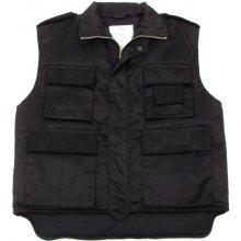 Ranger MFH US zateplená vesta čierna