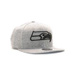 New Era Jersey Tech Seattle Seahawks 9FIFTY Gray Black Snapback šedá   černá    šedá fed44669ec