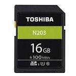 Toshiba SDHC UHS-I 16 GB THN-N203N0160E4