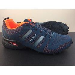 Knup Pánska športová obuv - 2958M12 2958M12 - Sivá Oranžová 2958M12 ... 37fe19a9515