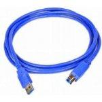 Qoltec 27611 USB 3.0 A male / B male, 2m
