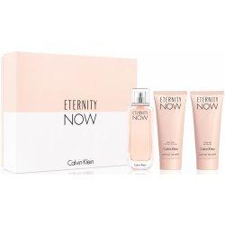 44c7529f1e Calvin Klein Eternity Now EDP 100 ml + telové mlieko 100 ml + sprchový gél  100