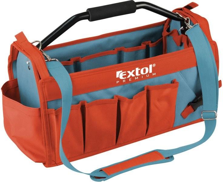 7fe7904ce2dd0 Extol Premium taška na nářadí s kovovou rukojetí 8858022