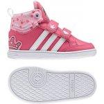 Adidas Hoops Cmf Mid Inf ružová