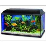 Cat-Gato akvarium set 80x30x40 cm, 96 l