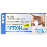 Fipron Spot-On Cat sol 50mg 0,5ml