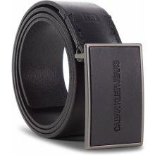 Calvin Klein Opasok Pánsky J Plaque Belt K50K504326 001 6bc5cde159
