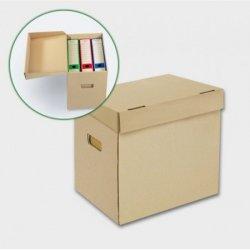 f6437c3bf Emba archívna škatula 350 x 240 x 300 mm hnedá od 2,05 € - Heureka.sk