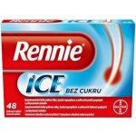 Bayer Rennie Ice bez cukru 48 ks