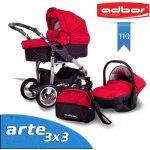Adbor 3-kombinácia Arte 3x3 2015 110 Autosedačka