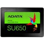 "2,5"" SSD ADATA SU650 240GB, SATAIII, ASU650SS-240GT-C"