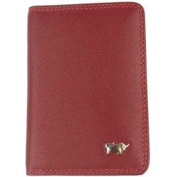 0f7ea49cd Braun Büffel Puzdro na karty 92446 čierna červené alternatívy ...