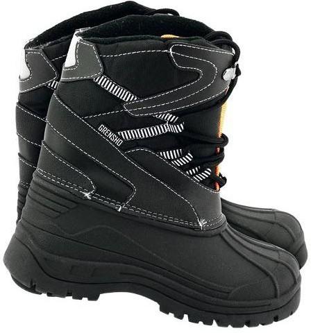 9162ff248ee9 Pracovná obuv Zimná pracovná obuv BLACK WIN - Zoznamtovaru.sk