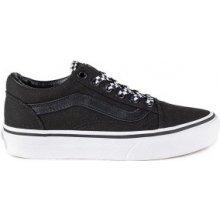 Vans Old Skool Elastic Lace black/white